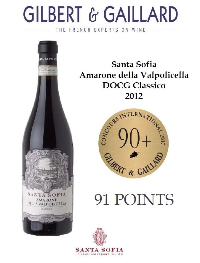 Kết quả hình ảnh cho santa sofia amarone della valpolicella